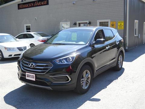 2017 Hyundai Santa Fe Sport for sale in Rockport, ME
