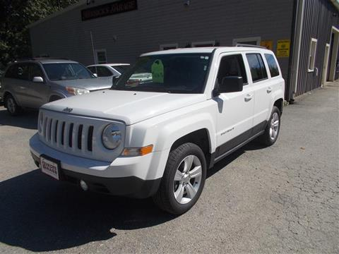 2016 Jeep Patriot for sale in Rockport, ME