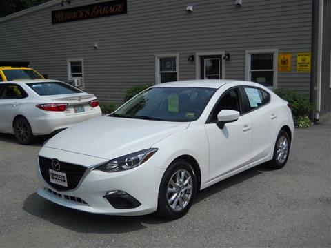 2016 Mazda MAZDA3 for sale in Rockport, ME