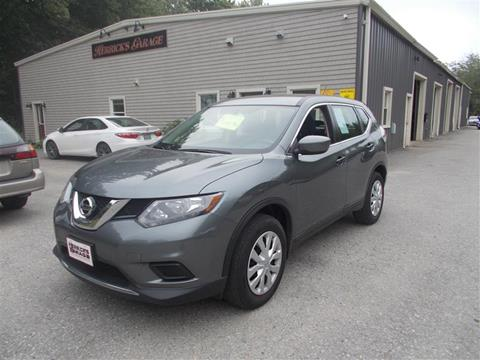 2016 Nissan Rogue for sale in Rockport, ME