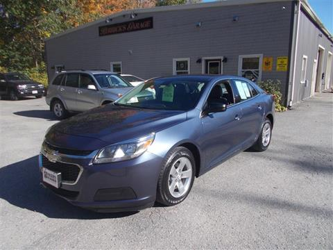 2015 Chevrolet Malibu for sale in Rockport, ME