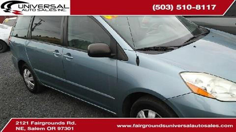 2007 Toyota Sienna for sale in Salem, OR