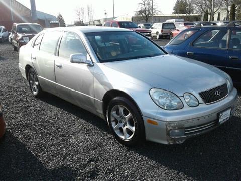 2001 Lexus GS 300 for sale in Salem, OR