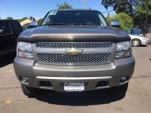 2008 Chevrolet Tahoe for sale in Salem, OR