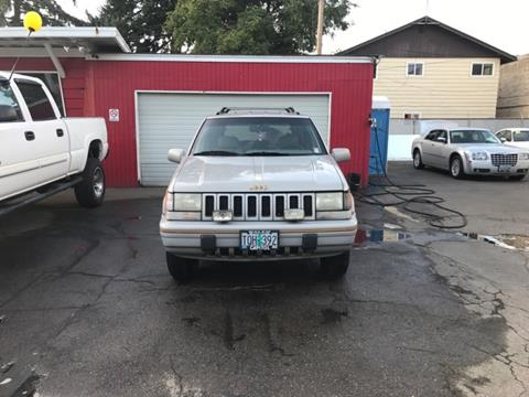 1994 Jeep Grand Cherokee for sale in Salem, OR