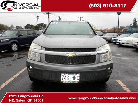 2006 Chevrolet Equinox for sale in Salem, OR