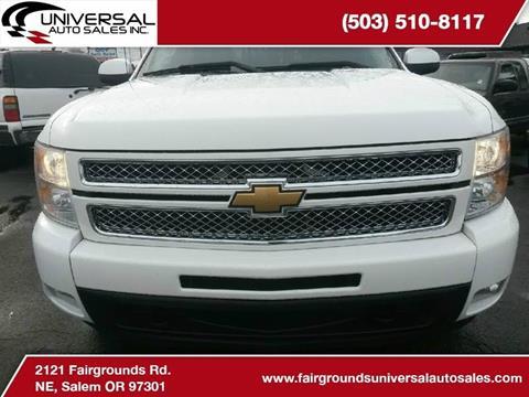 2012 Chevrolet Silverado 1500 for sale in Salem, OR