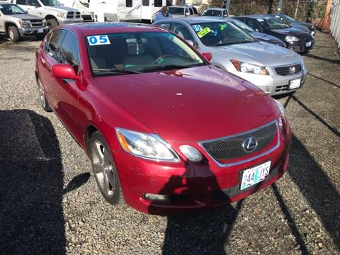 2006 Lexus GS 430 for sale in Salem, OR