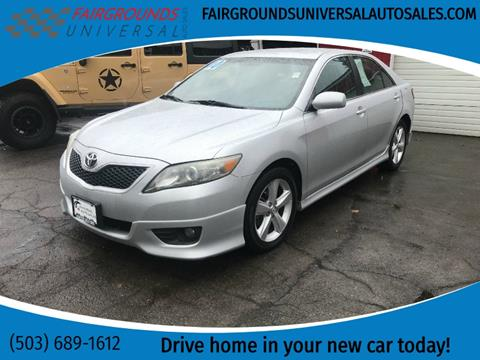 2010 Toyota Camry for sale at Universal Auto Sales in Salem OR