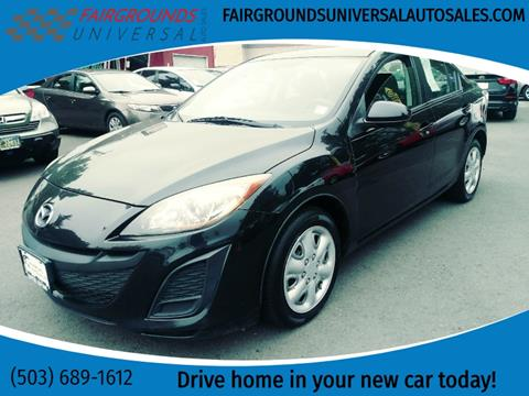 2010 Mazda MAZDA3 for sale at Universal Auto Sales in Salem OR