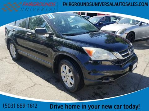 2011 Honda CR-V for sale at Universal Auto Sales in Salem OR