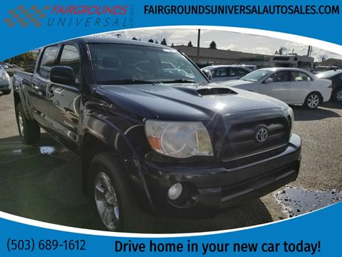 2005 Toyota Tacoma for sale at Universal Auto Sales in Salem OR