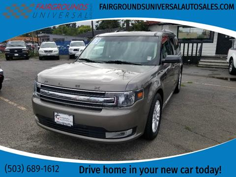2013 Ford Flex for sale at Universal Auto Sales in Salem OR