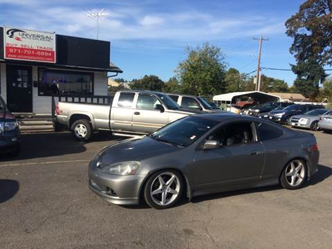 2006 Acura RSX for sale in Salem, OR