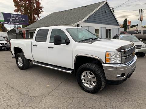 2013 Chevrolet Silverado 3500HD for sale at Universal Auto Sales in Salem OR