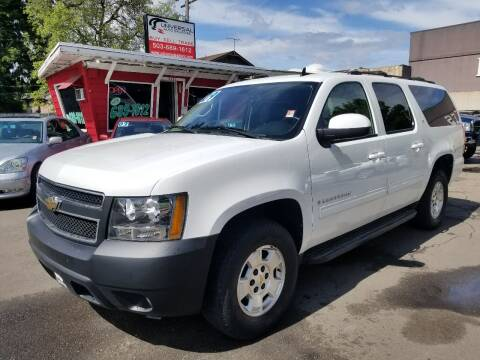 2009 Chevrolet Suburban for sale at Universal Auto Sales in Salem OR