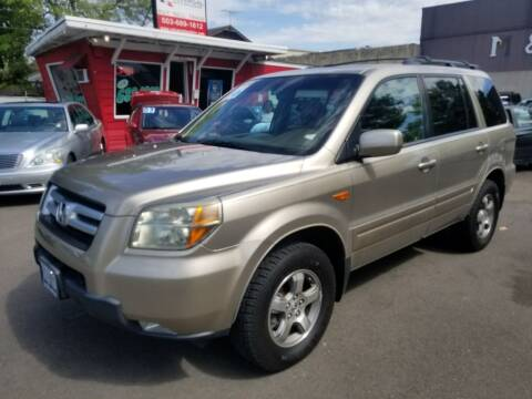 2006 Honda Pilot for sale at Universal Auto Sales in Salem OR