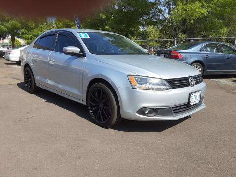2013 Volkswagen Jetta for sale at Universal Auto Sales in Salem OR