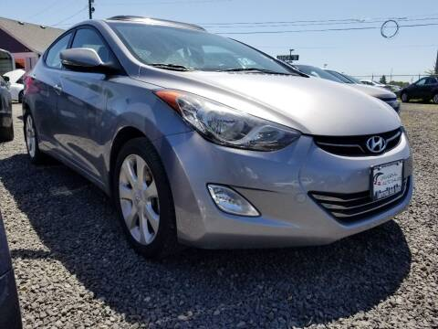 2013 Hyundai Elantra for sale at Universal Auto Sales in Salem OR