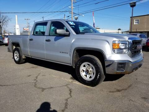 2015 GMC Sierra 1500 for sale at Universal Auto Sales in Salem OR