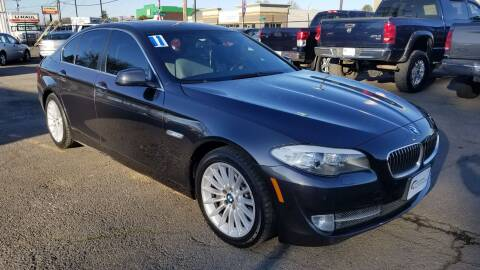 2011 BMW 5 Series for sale at Universal Auto Sales in Salem OR