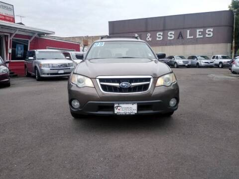 2008 Subaru Outback for sale at Universal Auto Sales in Salem OR