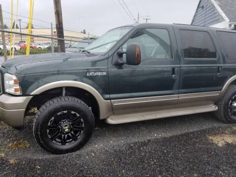 2005 Ford Excursion for sale at Universal Auto Sales in Salem OR