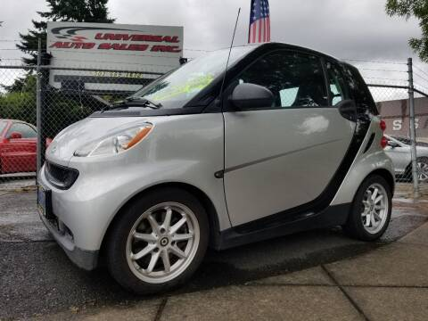 2009 Smart fortwo for sale at Universal Auto Sales in Salem OR