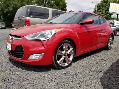 2012 Hyundai Veloster for sale at Universal Auto Sales in Salem OR