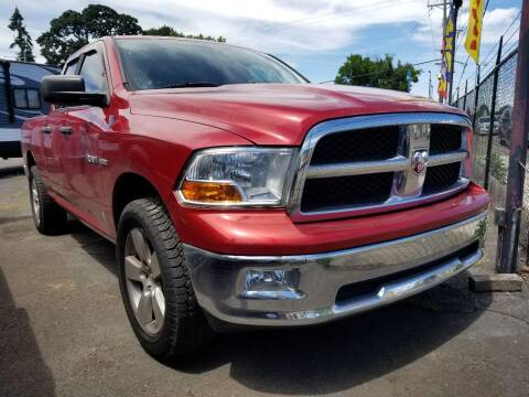 2011 RAM Ram Pickup 1500 for sale at Universal Auto Sales in Salem OR