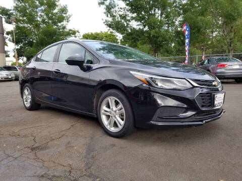 2016 Chevrolet Cruze for sale at Universal Auto Sales in Salem OR