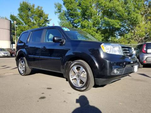 2015 Honda Pilot for sale at Universal Auto Sales in Salem OR