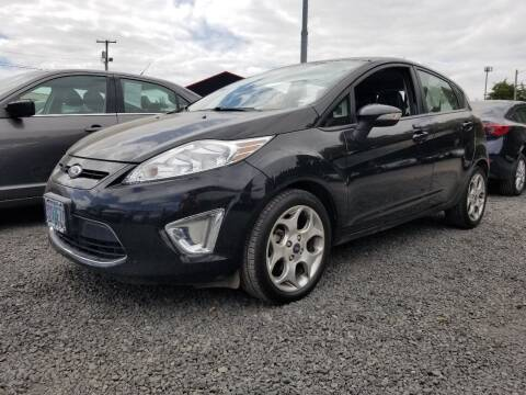 2011 Ford Fiesta for sale at Universal Auto Sales in Salem OR