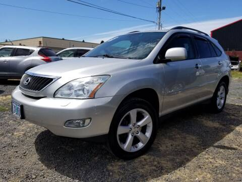 2008 Lexus RX 350 for sale at Universal Auto Sales in Salem OR