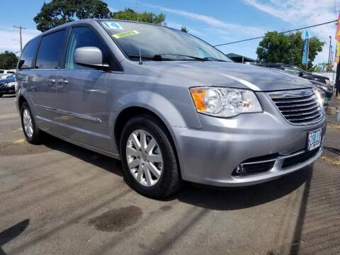 2014 Chrysler Town and Country for sale at Universal Auto Sales in Salem OR