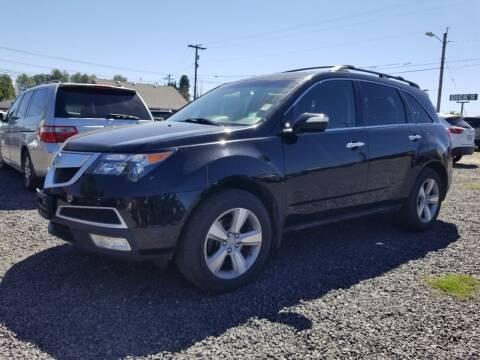 2013 Acura MDX for sale at Universal Auto Sales in Salem OR