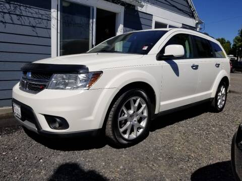 2012 Dodge Journey for sale at Universal Auto Sales in Salem OR