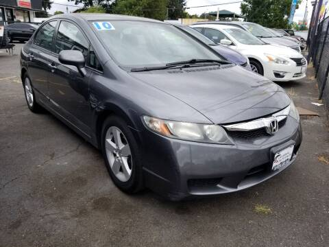 2010 Honda Civic for sale at Universal Auto Sales in Salem OR