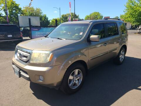 2011 Honda Pilot for sale at Universal Auto Sales in Salem OR