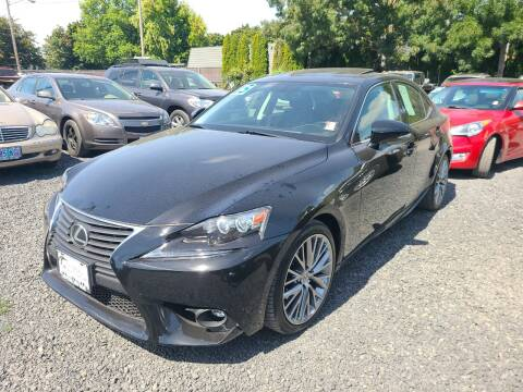 2015 Lexus IS 250 for sale at Universal Auto Sales in Salem OR