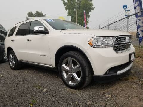 2012 Dodge Durango for sale at Universal Auto Sales in Salem OR