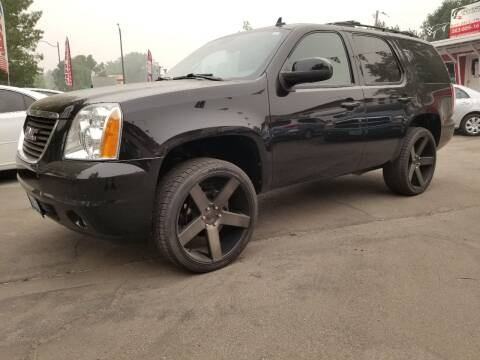 2011 GMC Yukon for sale at Universal Auto Sales in Salem OR
