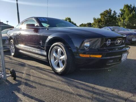 2008 Ford Mustang for sale at Universal Auto Sales in Salem OR