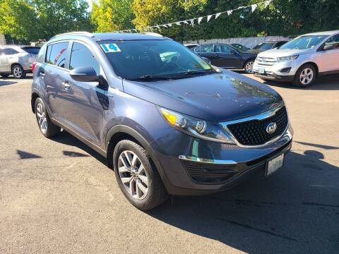 2014 Kia Sportage for sale at Universal Auto Sales in Salem OR