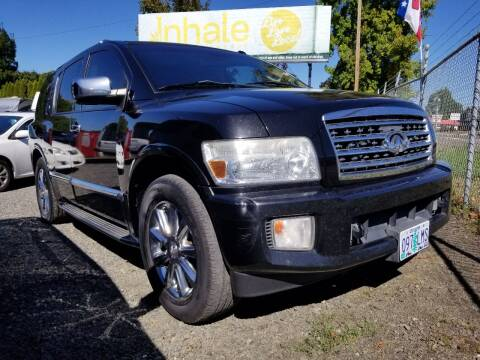 2010 Infiniti QX56 for sale at Universal Auto Sales in Salem OR