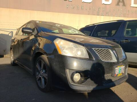 2009 Pontiac Vibe for sale at Universal Auto Sales in Salem OR