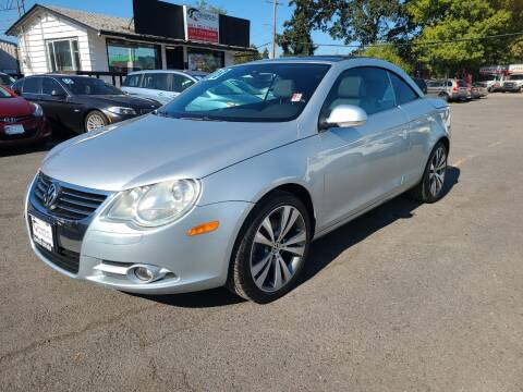 2008 Volkswagen Eos for sale at Universal Auto Sales in Salem OR