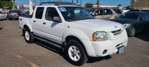 2004 Nissan Frontier for sale at Universal Auto Sales in Salem OR
