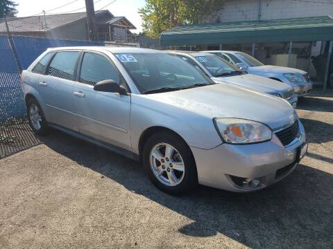 2005 Chevrolet Malibu Maxx for sale at Universal Auto Sales in Salem OR