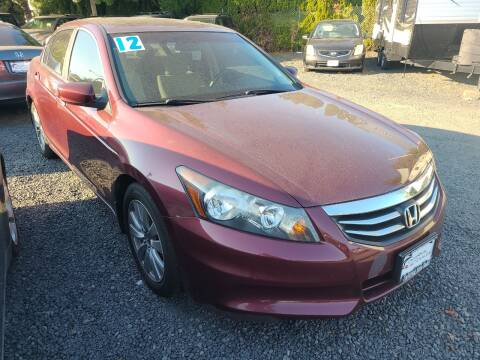 2012 Honda Accord for sale at Universal Auto Sales in Salem OR